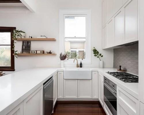 U Shaped Kitchen Design Ideas Renovations Amp Photos With