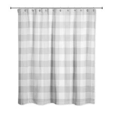 farmhouse shower curtains