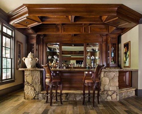 Stone Bar Ideas Pictures Remodel And Decor