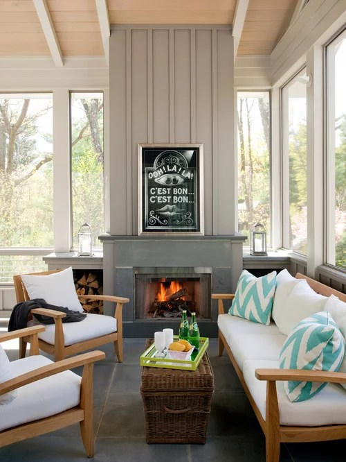 Board And Batten Fireplace Design Ideas Amp Remodel Pictures