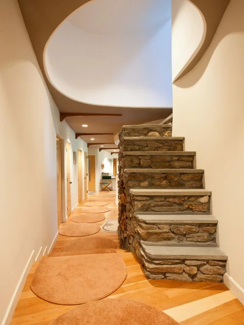 Stone Stairs Design Ideas Amp Remodel Pictures Houzz