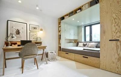 13 Ideen für eine 1-Zimmerwohnung
