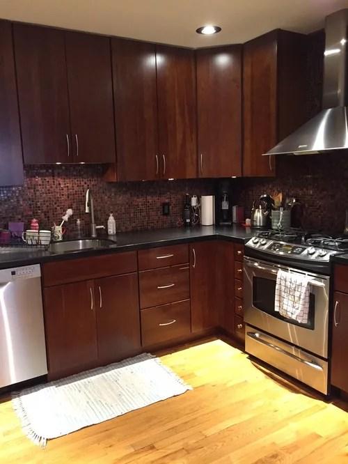 Kitchen Countertops Matching Backsplash