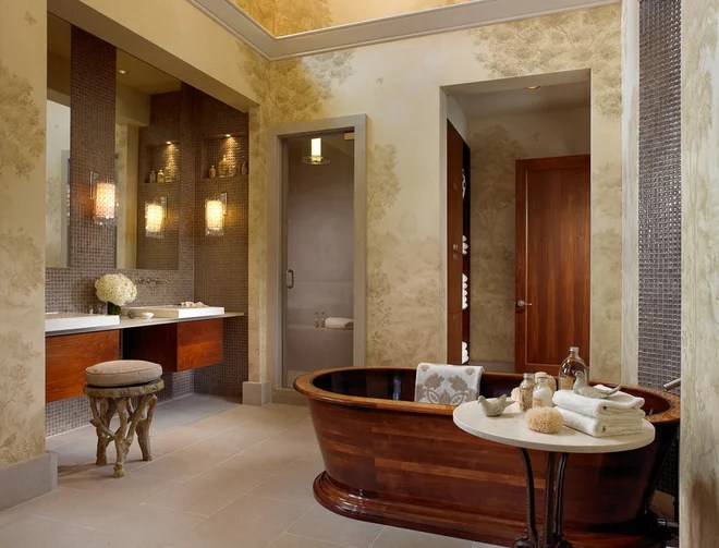 Contemporary Bathroom by Beckwith Interiors