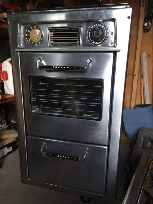 vintage tappan oven and cooktop ebay