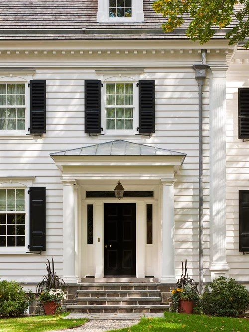 Front Door Portico Ideas Pictures Remodel And Decor
