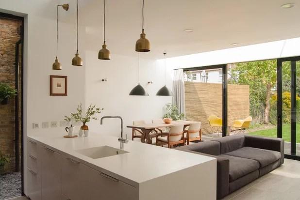 How Best To Light An Open-plan Room