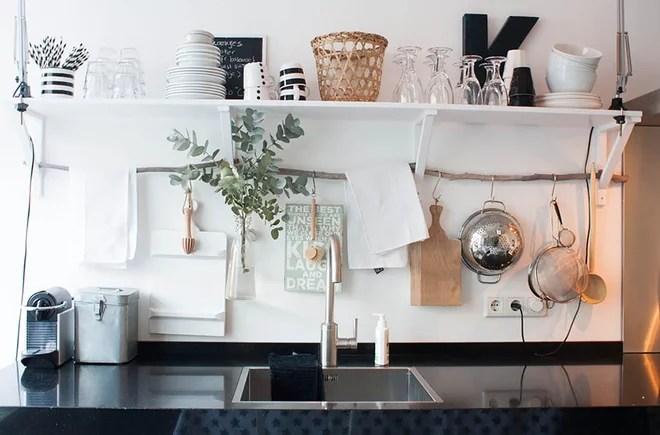 Eclectic Kitchen by Louise de Miranda