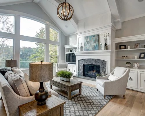 Family Room Decorating Ideas Houzz