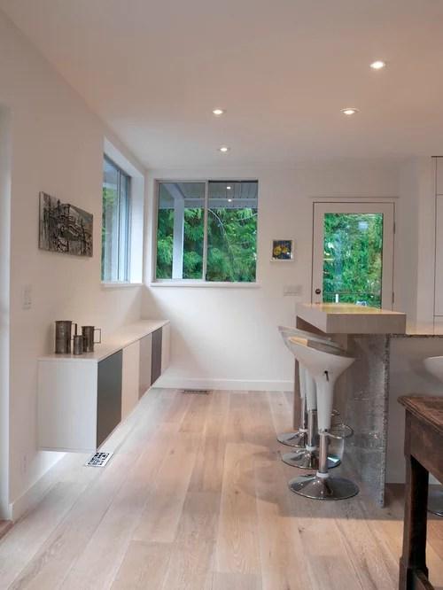 Modern Oak Kitchen Design