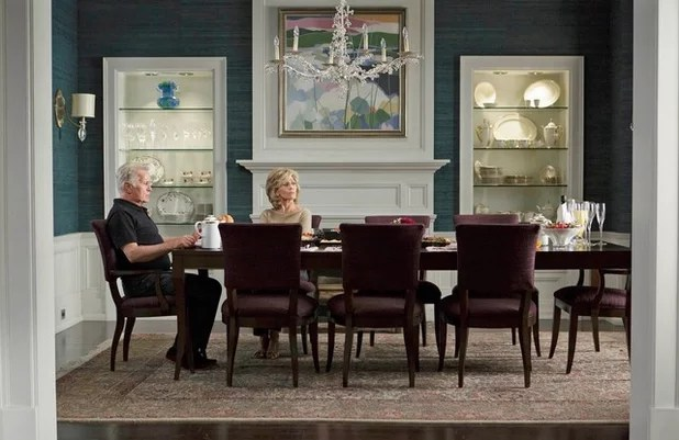 Take A Behind The Scenes Tour Of Netflixs Grace And Frankie