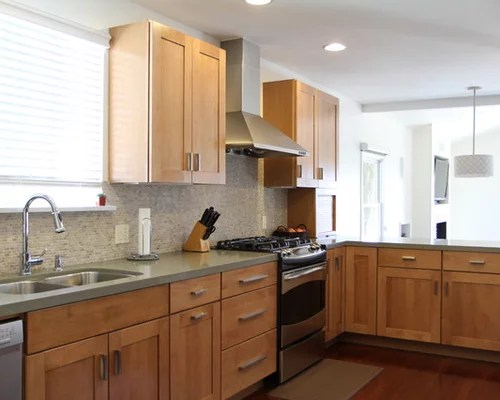 Maple Cabinets Home Design Ideas, Pictures, Remodel And Decor