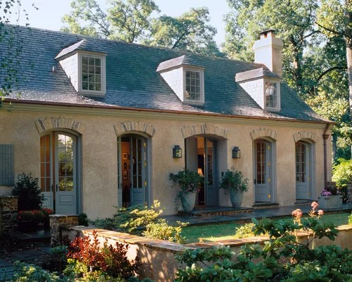 French Country Stucco