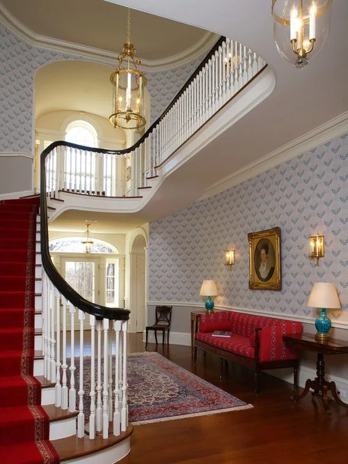 Federal Style Home Design Ideas Pictures Remodel And Decor