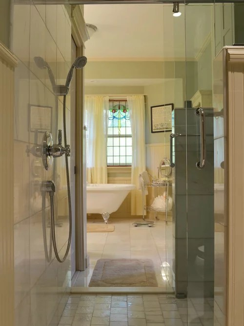 Walk Through Shower Ideas Pictures Remodel And Decor