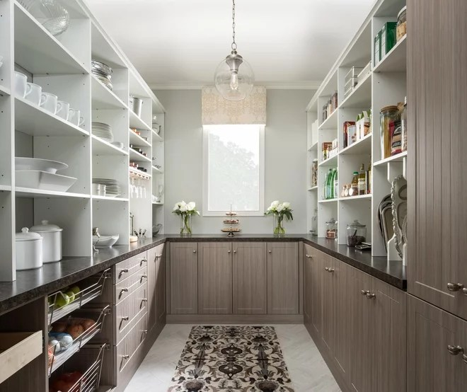 Country Kitchen by The Organized Home