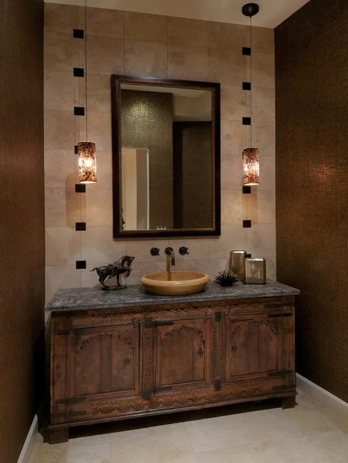 Western Bathroom Home Design Ideas Pictures Remodel And Decor