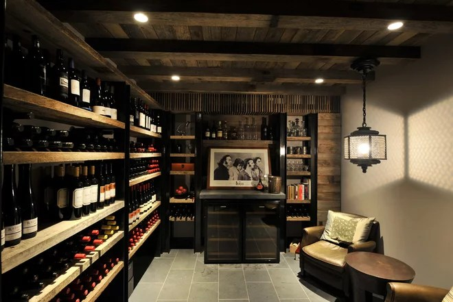Mediterranean Wine Cellar by Smyth and Smyth