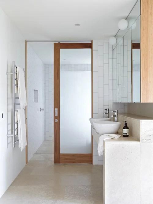 Bathroom Sliding Door Houzz