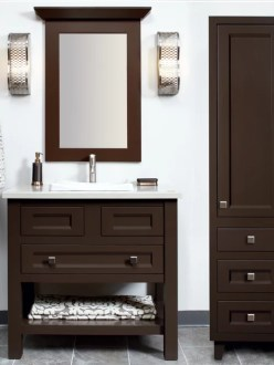 Wellborn Cabinet  Inc  Elegant Bath Collection Wellborn Cabinet  Inc  Elegant Bath Collection   Bathroom Vanities And Sink  Consoles