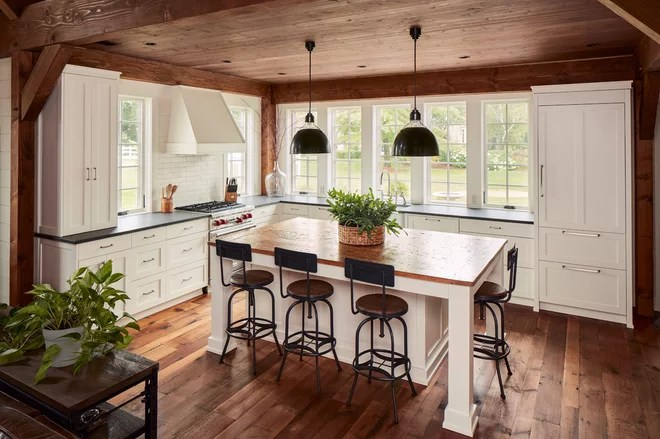 Farmhouse Kitchen by Bartelt. The Remodeling Resource