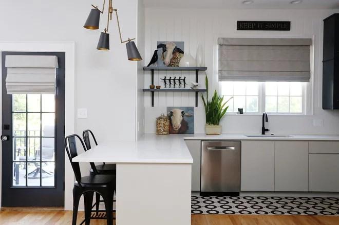 Scandinavian Kitchen by CKS Design Studio