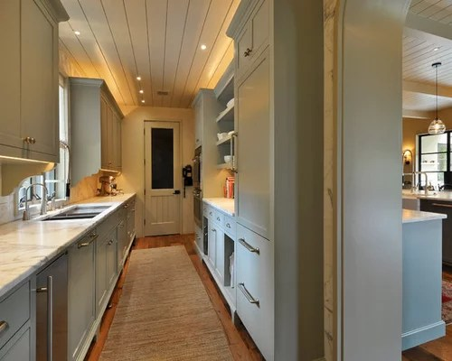 Modern Galley Kitchen Design Ideas