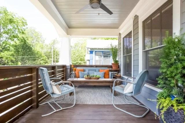 Craftsman Porch by Urban Purpose Design
