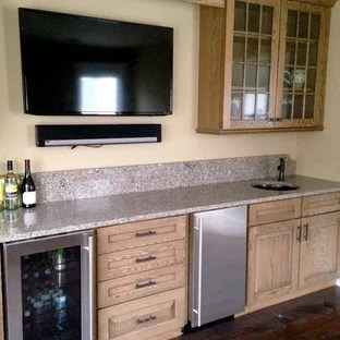 75 Beautiful Home Bar With Laminate Countertops Pictures Ideas