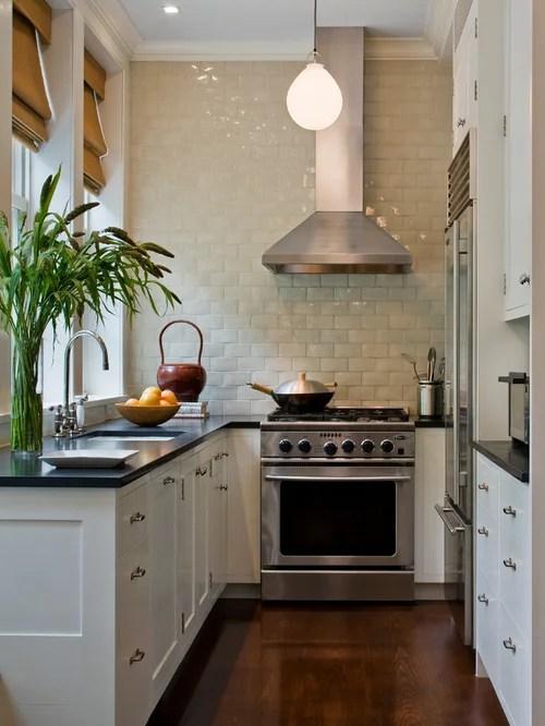 Small Square Kitchen Houzz