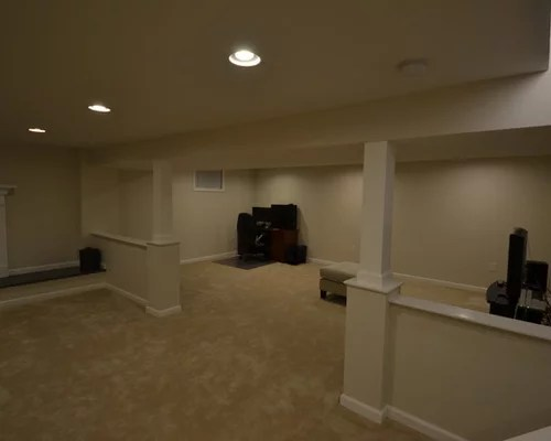 Basement Columns Home Design Ideas, Pictures, Remodel And
