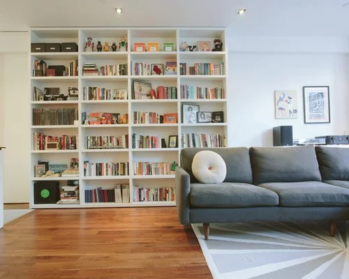Floor To Ceiling Bookcase Home Design Ideas, Pictures