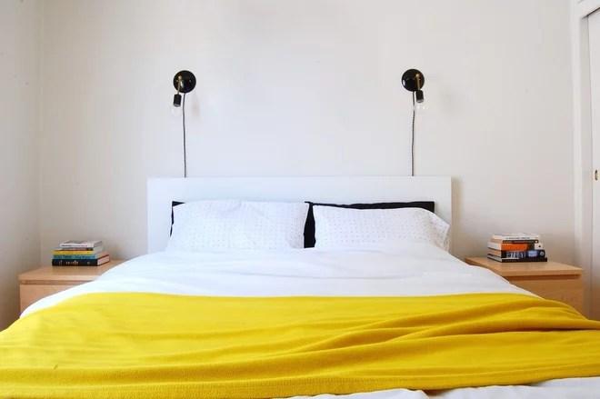 Bedroom by Corynne Pless