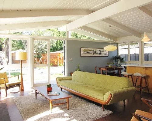 Midcentury Living Room Design Ideas Remodels Amp Photos Houzz