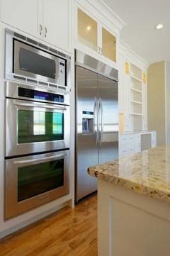 microwave hood vs stack microwave