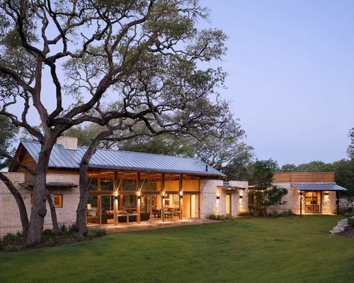 Modern Texas Country Ranch Houzz