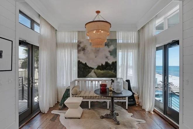 Beach Style Sunroom by Geoff Chick & Associates