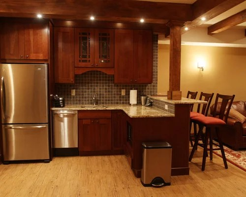 Basement Kitchen Bar Ideas, Pictures, Remodel And Decor