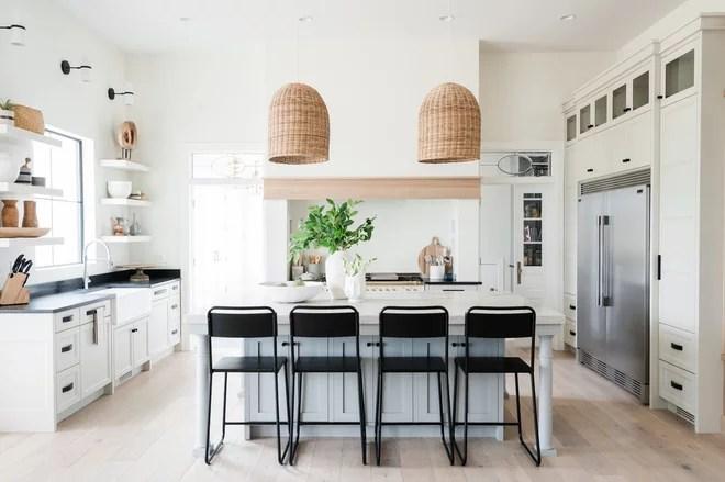 Beach Style Kitchen by Design Loves Detail