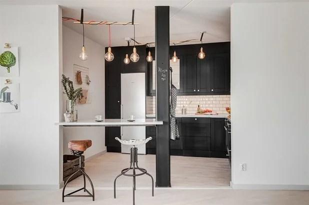 Alte Küche aufpeppen: So kann man alte Küchenschränke neu