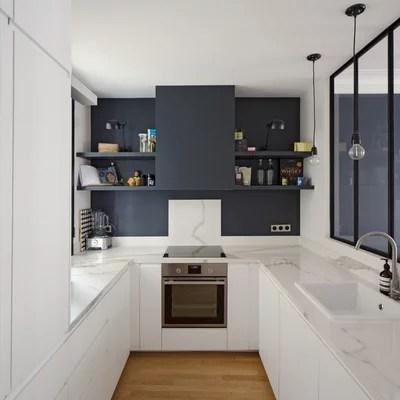 Modern Kitchen by BEAU INTÉRIEUR