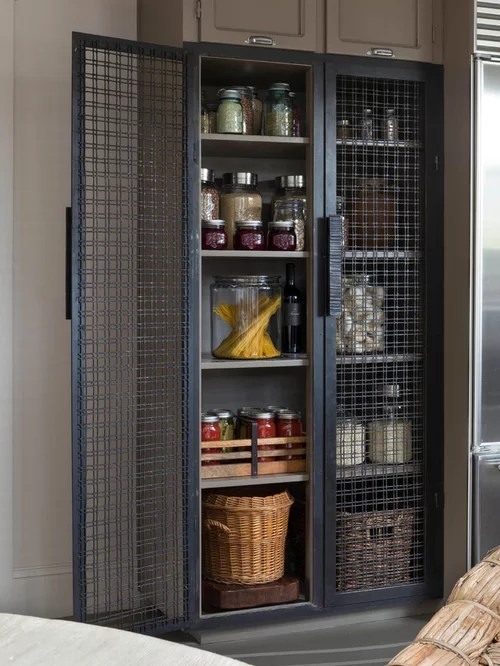 Decorating Wire Mesh For Cabinet Doors Inspiring