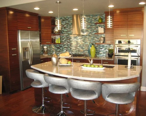 Country Style Kitchen Backsplash