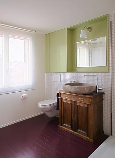 Waschbecken mit antikem Unterschrank: 5 Tipps zum Umbau von Kommoden