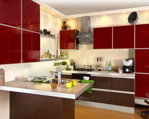 U Shaped Kitchen Diner