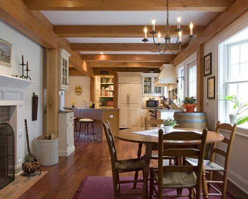 Post And Beam Kitchen Ideas Pictures Remodel And Decor