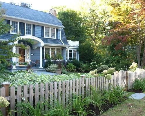 Front Yard Fences Home Design Ideas, Renovations & Photos