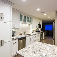 Decor Cabinetry Kitchen Seattle By Inside Design Carpet One