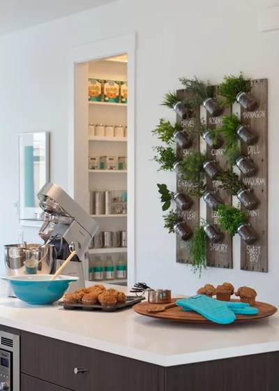 Contemporaneo Cucina by Portico Design Group