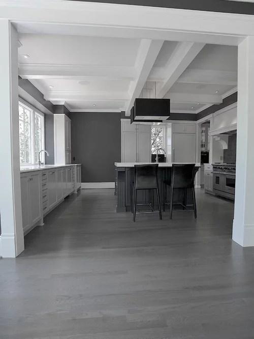 Gray Hardwood Floor Home Design Ideas Pictures Remodel